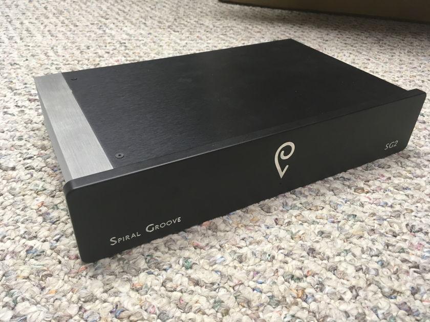 Spiral Groove SG-2