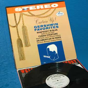 """GERSHWIN / Dorati / Hanson  - """"Gershwin Favorites"""" - Me..."""