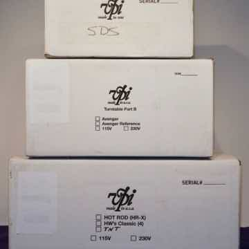 VPI Industries TNT-4