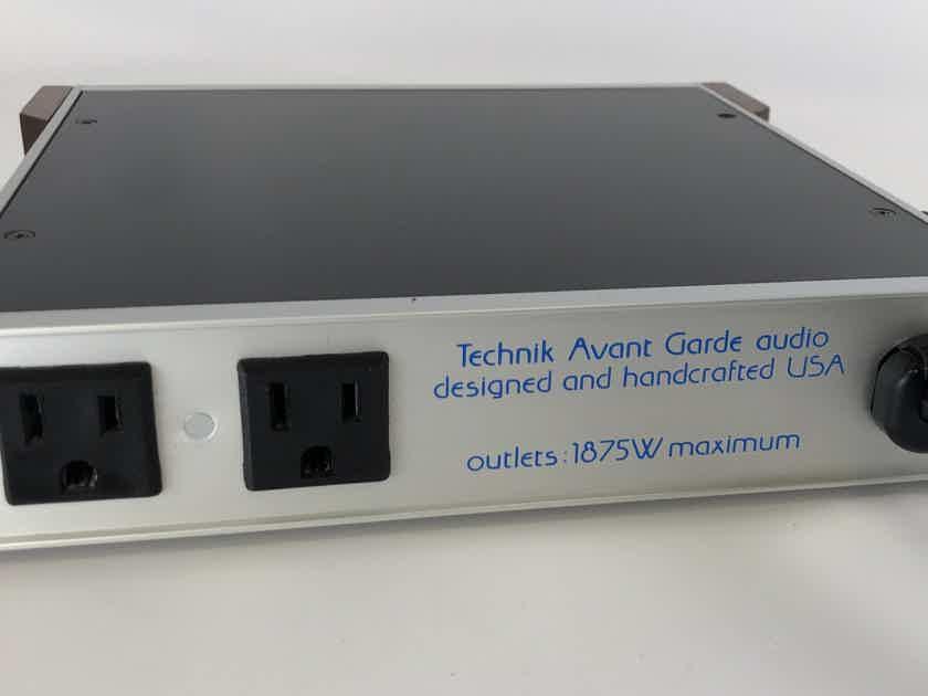 TAG (Technik Avant Garde) Audio Powerline Purifier - Silver Chassis (1 of 2)
