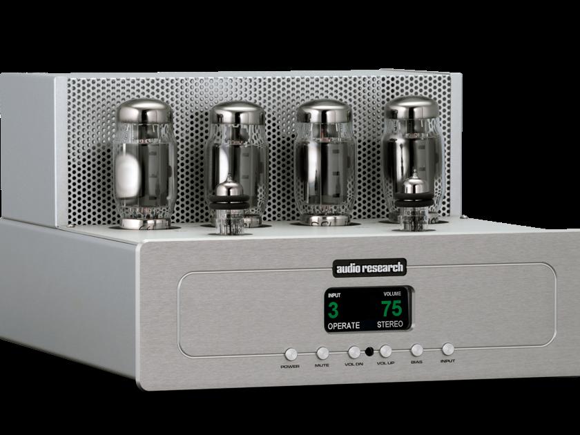 Audio Research VSi75 - KT-120 Silver unit.