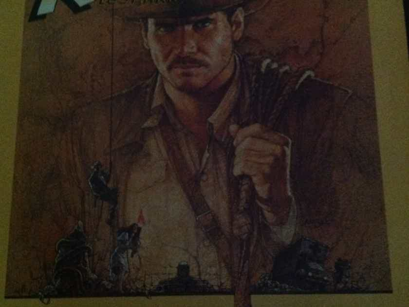 John Williams - Raiders Of The Lost Ark  Columbia Records Original Motion Picture Soundtrack Vinyl NM