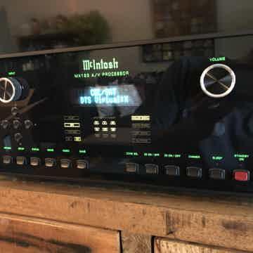 McIntosh  MX123