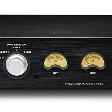 TEAC AX-501 Stereo Integrated Amplifier