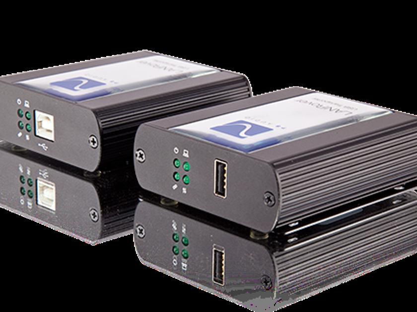 PS Audio LANRover USB Transporter!
