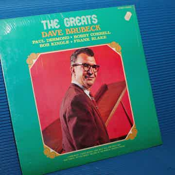 "BRUBECK / DESMOND / CORRELL etc.   - ""The Greats"" -  Un..."