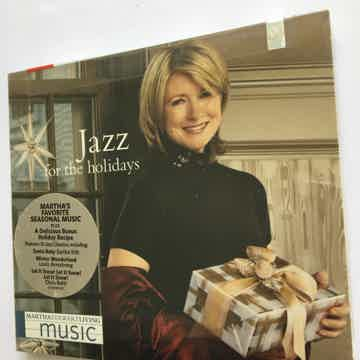 Jazz for the holidays new sealed Cd promo 2005
