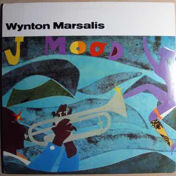 Wynton Marsalis - J Mood - 1986 Columbia FC 40308