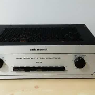 Audio Research SP-12