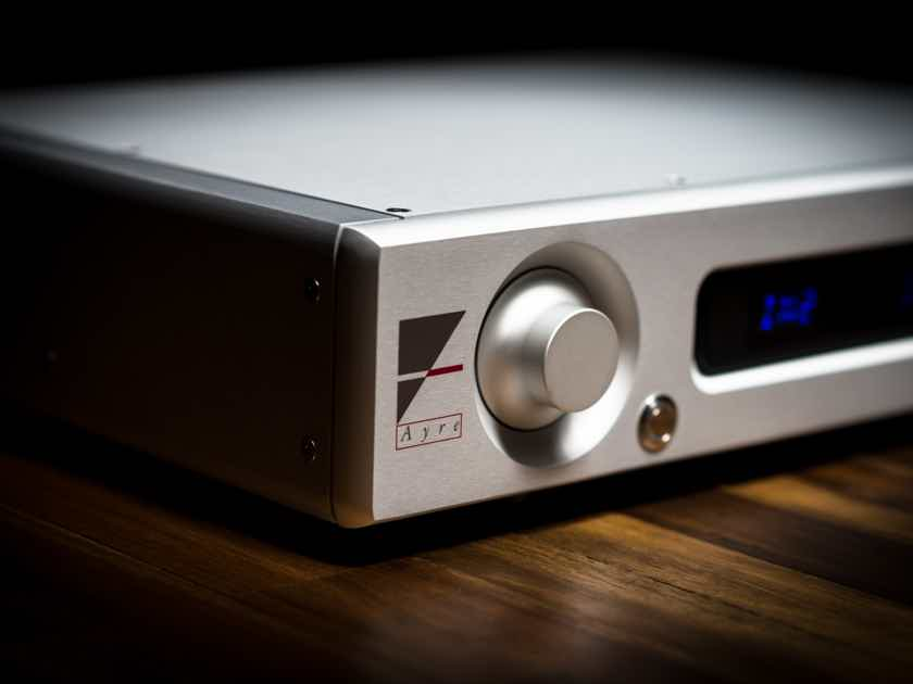 Ayre Acoustics KX-5 Twenty Pre Amplifier - Mint like new Condtion !