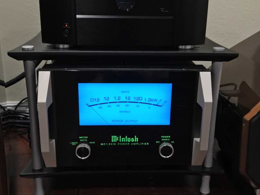 McIntosh MC-1.2kW Mono Block Amplifier 1200 watts