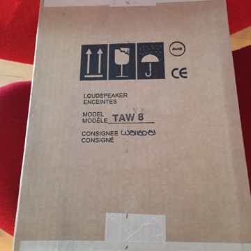 Totem TAW 8 II In-Wall Speakers - New In Box
