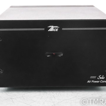Tice Solo AV AC Power Line Conditioner