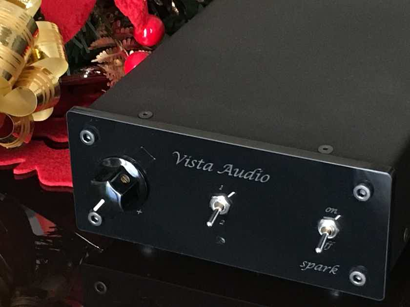 Vista Audio Spark 2x20W Stereo Integrated Amplifier