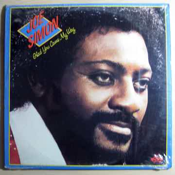 Joe Simon - Glad You Came My Way - 1981 Posse Records P...