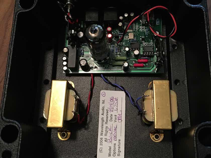 Wavelength Audio Brick Ver 1 25 Da Converters Audiogon