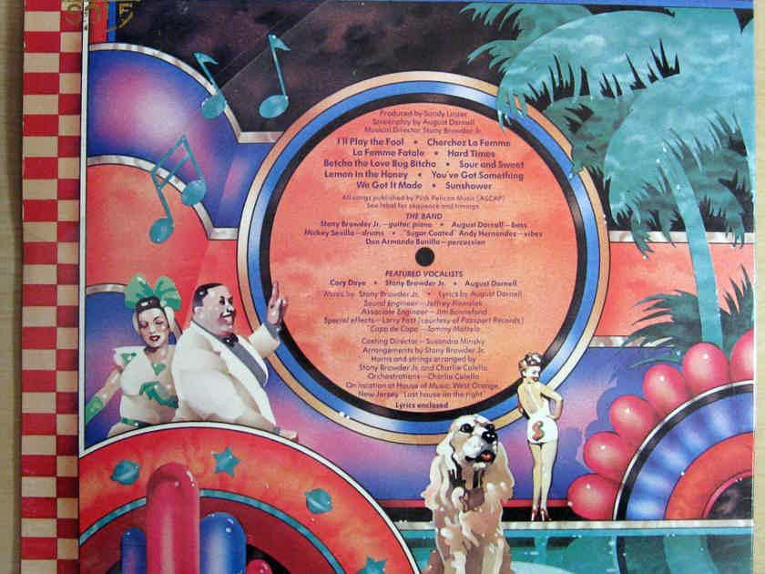 """Dr. Buzzard's Original Savannah Band - Dr. Buzzard's Original """"Savannah"""" Band - 1976 SEALED RCA Victor APL1-1504"""