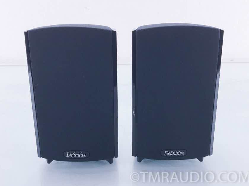Definitive ProMonitor 600 Satellite Speakers (10180)