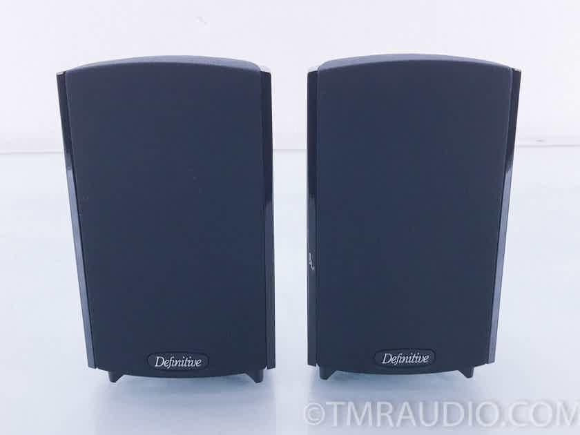 Definitive ProMonitor 1000 Satellite Speakers (10180)