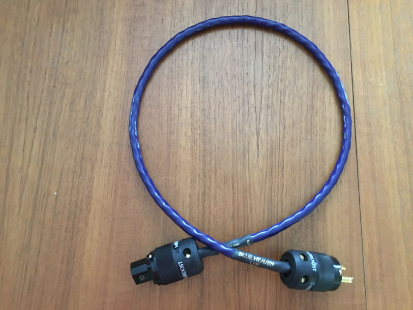 Nordost Blue Heaven 1M Power Cord