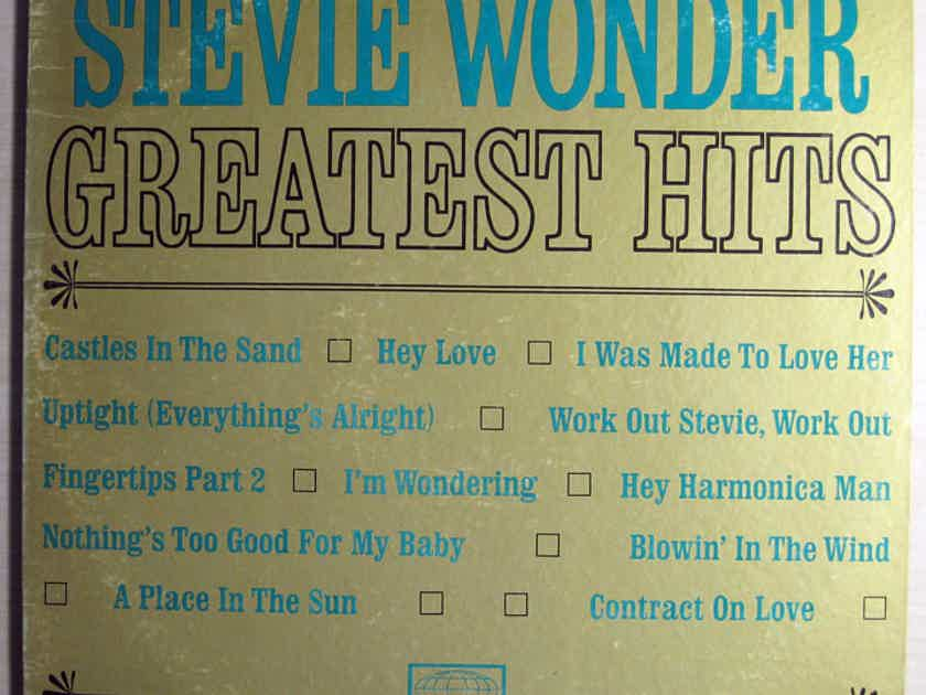 Stevie Wonder - Greatest Hits - 1968 Tamla S-282
