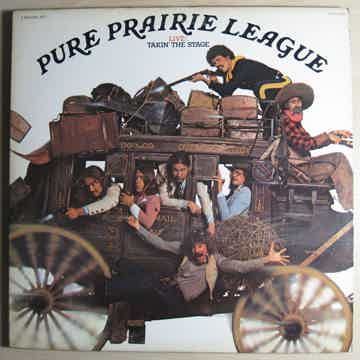 Pure Prairie League Live!: Takin' The Stage