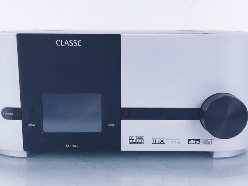 Classe SSP-600 7.1 Channel Home Theater Processor Preamplifier; SSP600 (14609)