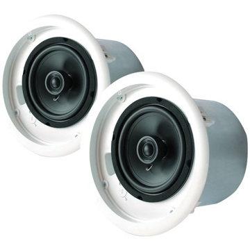 """Speco Technologies NEXUS UL Contractor Series 6.5"""" 70V Metal Back-Can Speaker"""