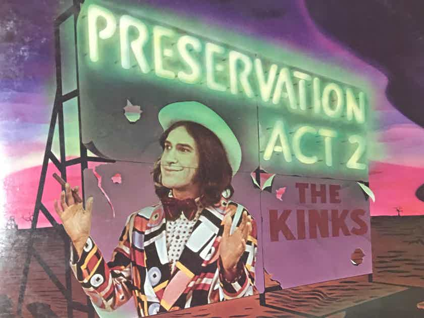 The Kinks  Preservation Act 2