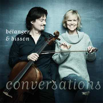 Vincent Belanger & Anne Bisson Conversations 180g LP