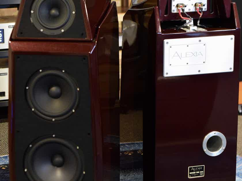 Wilson Audio Alexia 1 Carmen Red Finish