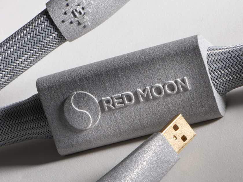 DR Acoustics RED MOON USB Best USB Cable