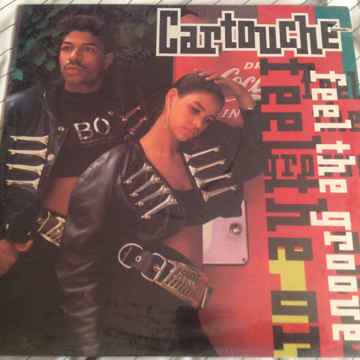 Cartouche  Feel The Groove Scotti Bros. Sealed 12 Inch EP