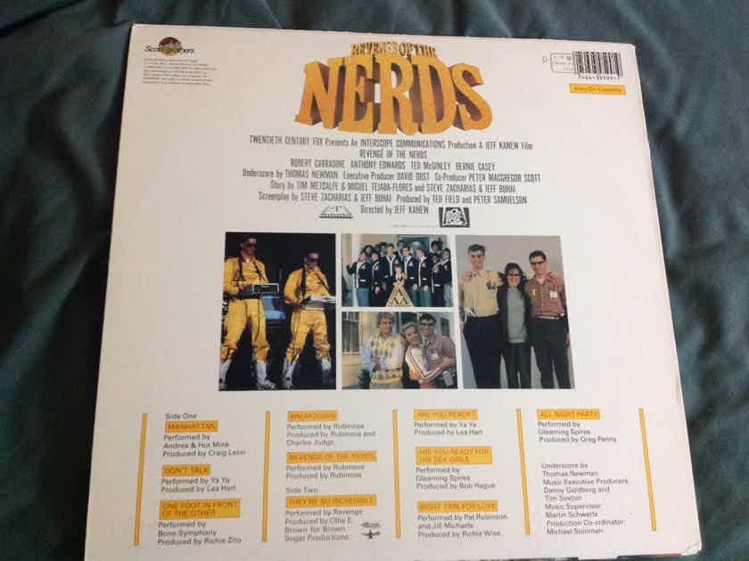 Soundtrack  Revenge Of The Nerds