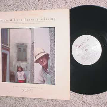 lessons in living lp record