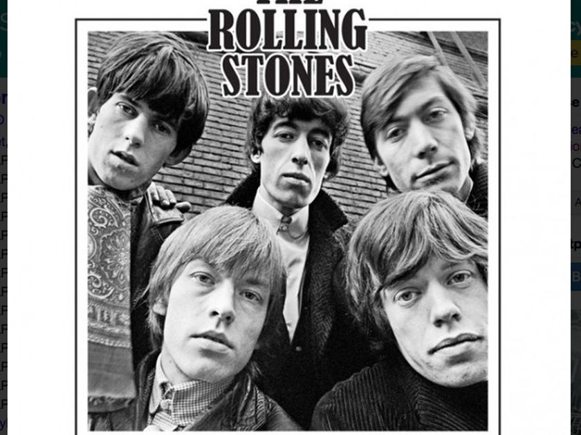 The Rolling Stones The Rolling Stones in Mono - 16lp Box Set - ABKCO