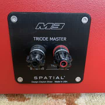 "Spatial Audio M3 Triode Master ""Special Edition"