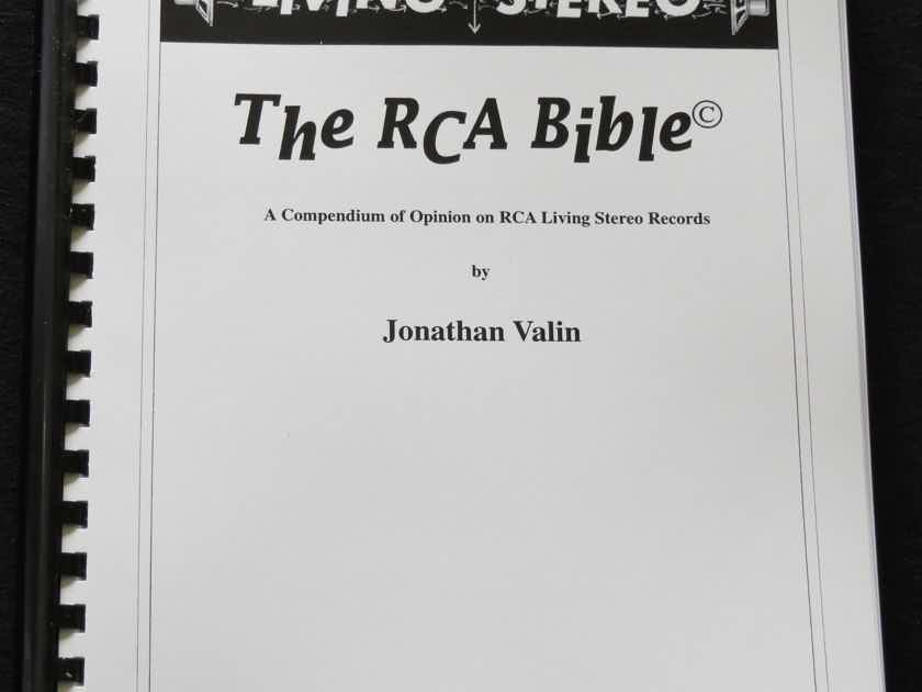 Jonathan Valin Quot Living Stereo The Rca Bible A