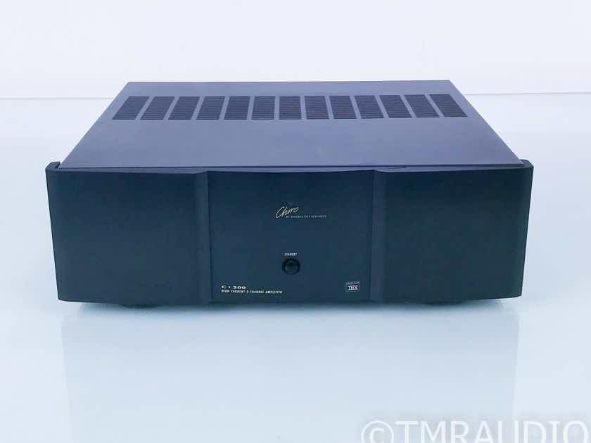 Kinergetics Research Chiro C-200 Stereo Power Amplifier; C200 (17394)