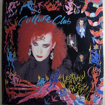 Culture Club - Waking Up With The House On Fire  - Gold...