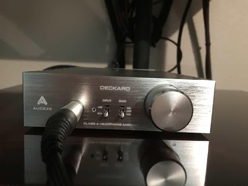 Audeze Deckard Headphone Amplifier