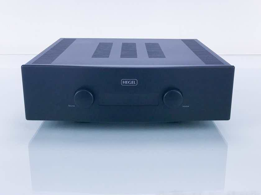Hegel H360 Stereo Integrated Amplifier; H-360; Remote (17733)