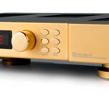 Bricasti Design M1 Gold Signature Edition