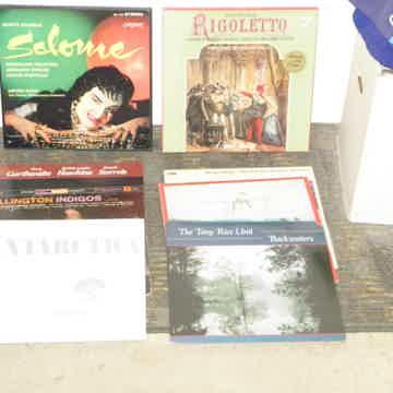 Grab Bag of 27 LP's Classical/Jazz/Vocals/+more
