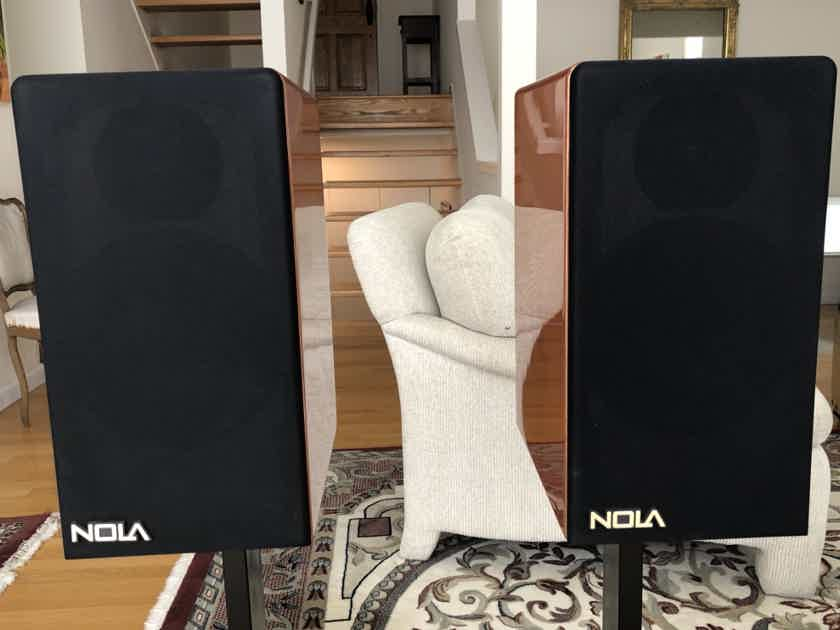 Nola Speakers Boxer