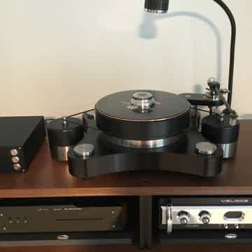 "TW Acoustic Raven AC-3 with Brand New Raven 12"" Tonearm..."
