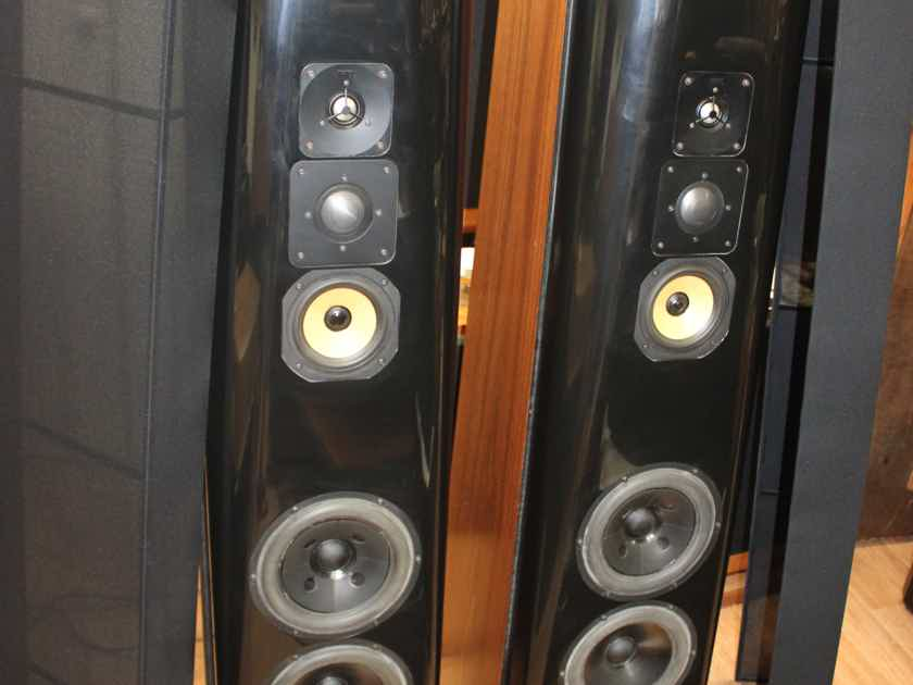 Legendary Thiel Audio CS5 Loudspeakers in Excellent Condition X Pair