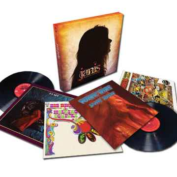 Janis: The Classic LP Collection 180g 4LP Box Set