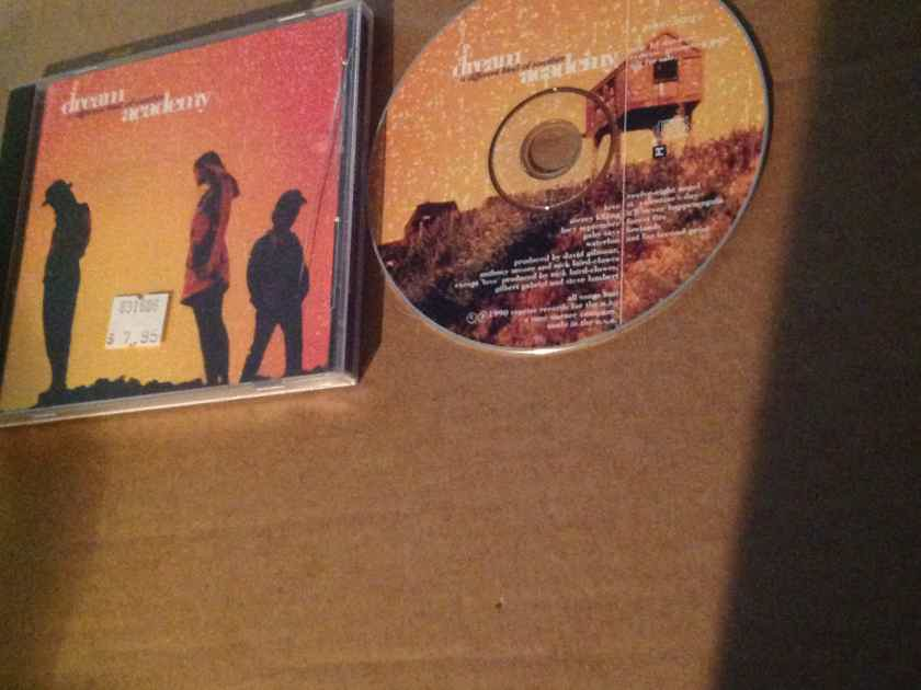 The Dream Academy - A Different Kind Of Weather Reprise Records Compact Disc  David Gilmour Producer