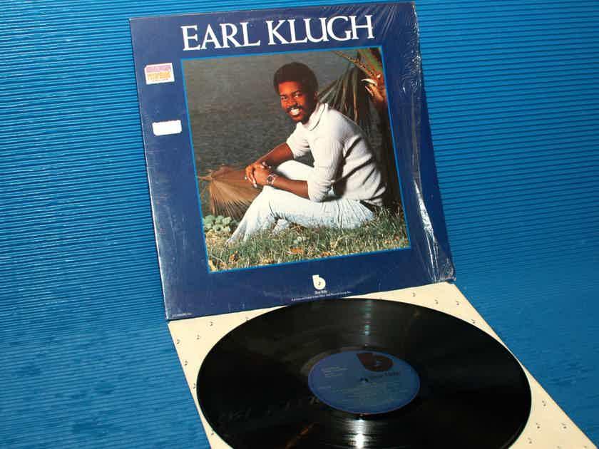 "EARL KLUGH  - ""S/T"" -  Blue Note 1976 1st Pressing"